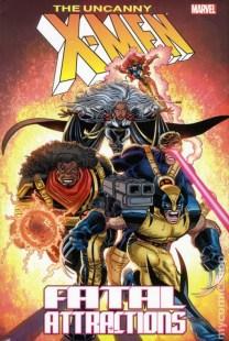32. X-MEN FATAL ATTRACTIONS