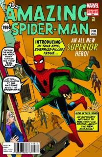 46. AMAZING SPIDER-MAN #700
