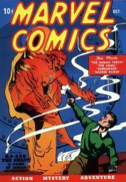 62. MARVEL COMICS #1