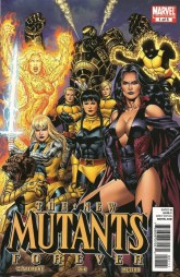 63. NEW MUTANTS BY CHRIS CLAREMONT