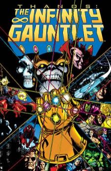 7. THE INFINITY GAUNTLET