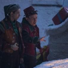Ayudantes de Papá Noel