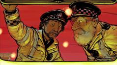 Neil Gaiman y Terry Pratchett participarán haciendo un cameo en el papel de dos policías