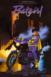 Portada alternativa Batgirl