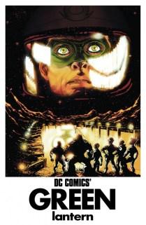Portada alternativa Green Lantern
