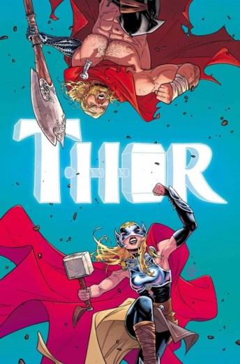Thor #4 portada