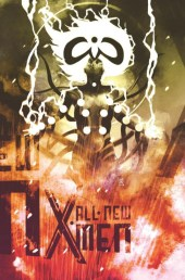 All-New X-Men 38 Variant Cover Cosmically Enhanced