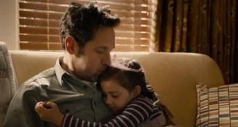 Ant-Man Trailer - Scott Lang con su hija