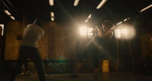 Ant-Man Trailer - Scott Lang y Hope Van Dyne entrenando