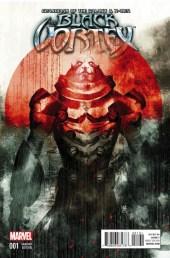 Guardians of the Galaxy & X-Men Black Vortex Alpha 1 Variant Cover Cosmically Enhanced