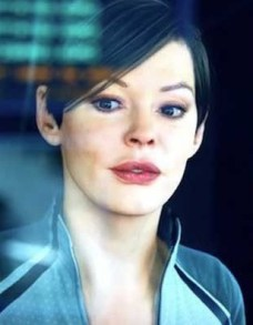 Rose McGowan en Havoc, primer DLC de CoD: Advanced Warfare