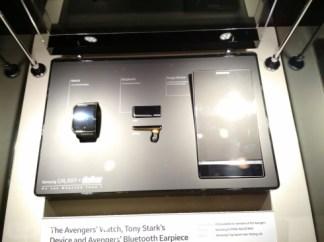 Gadgets de Samsung para los Vengadores