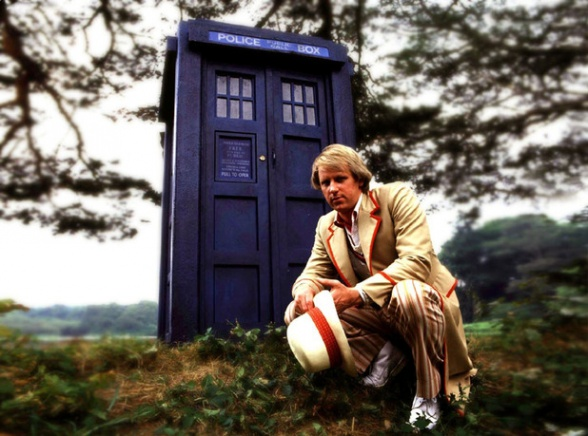 doctor who peter davison