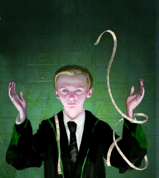harry-potter-illustrado-draco-malfoy