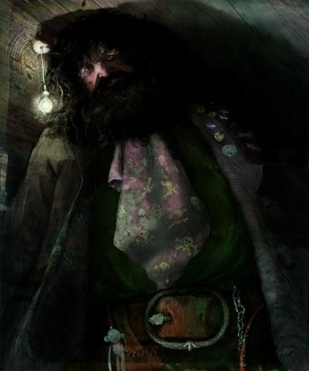 harry-potter-illustrado-hagrid