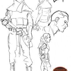 Bucky Runaways
