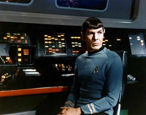 Leonard Nimoy - Spock