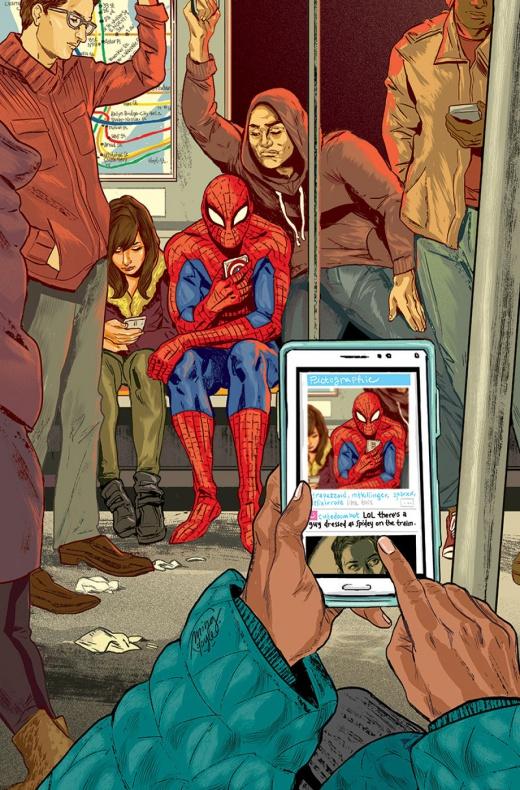 Mujeres de Marvel Asombroso Spiderman nº16