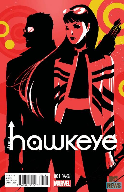 Mujeres de Marvel Nuevo Ojo de Halcón nº1