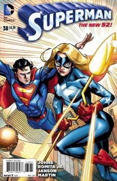 Superman #38 - Portada 4