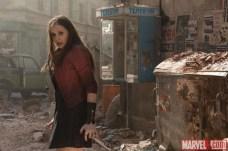 Elizabeth Olsen se prepara para atacar