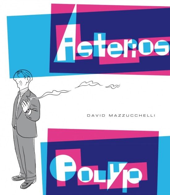 Asterios Polyp' de David Mazzucchelli
