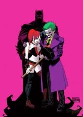 Harley Quinn #17 por Eduardo Risso