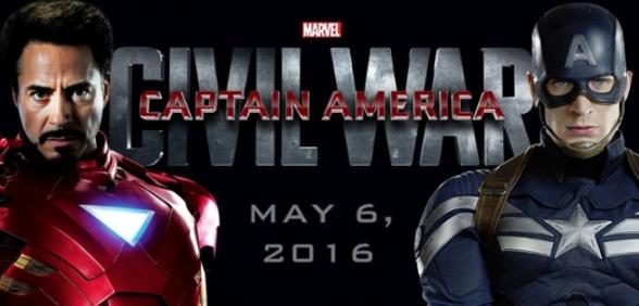 Capitán América - Civil War banner