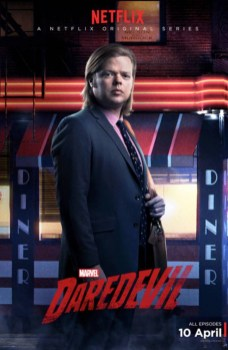 Daredevil - Foggy Nelson poster