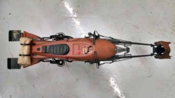 Dron - Star Wars Speeder Bike 03