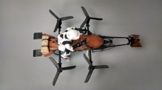 Dron - Star Wars Speeder Bike 20