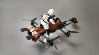 Dron - Star Wars Speeder Bike 21