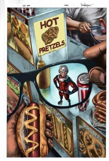 Portada alternativa Marvel 6