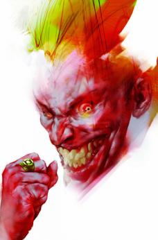 Green Lantern #41 por Ben Oliver