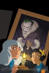 Gotham Academy #7 por Craig Rousseau