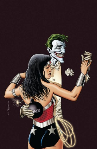 Wonder Woman #41 por Brian Bolland