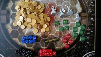 Spartacus: Un juego de sangre y traición