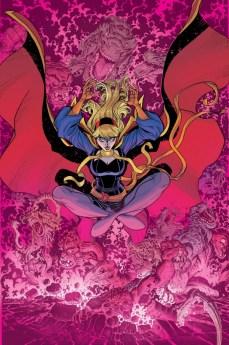 Portada Spider-Gwen Doctor Extraño