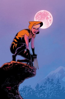 Portada Spider-Gwen Lobezno
