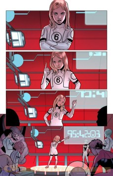 Secret Wars 0 - Página 1