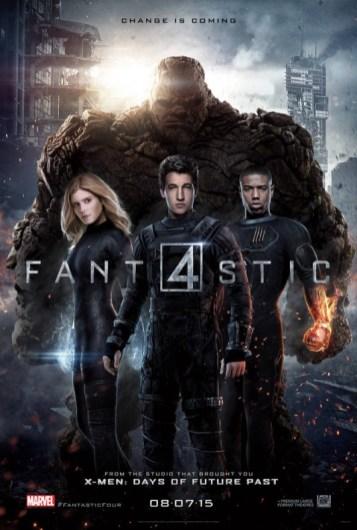Los 4 Fantásticos