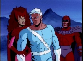 mercurio-bruja-escarlata-x-men-serie animada