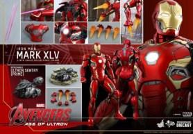Hot Toys Iron Man Mark XLV