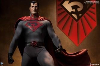 Superman Hijo Rojo Premium Format