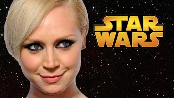 Gwendolyne Christie - Star Wars