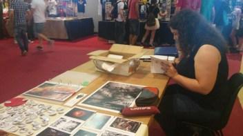Las catacumbas de Salem Metrópoli Comic Con