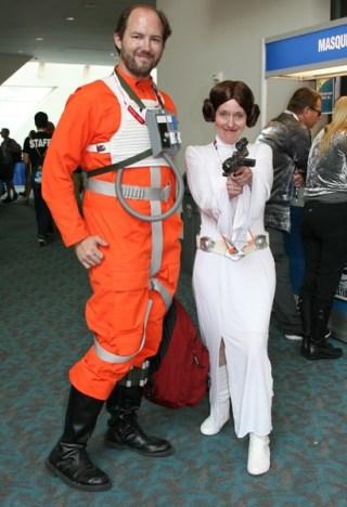 Cosplay San Diego Comic-Con 18