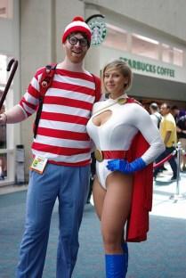 Cosplay San Diego Comic-Con 36