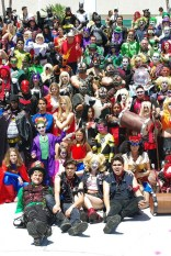 Cosplay San Diego Comic-Con 73