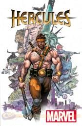 Hercules Marvel Comics 1